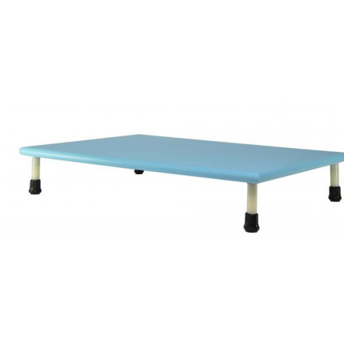 Blue Polyethylene Dissecting Board with Legs
