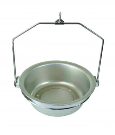 Stainless Steel Perforated Pan, Bow and Ring Set – BB037
