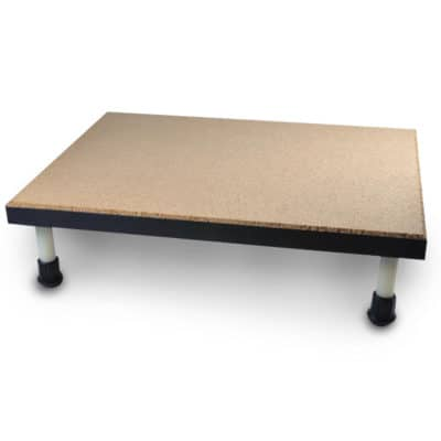 Neoprene Cork Dissecting Board with Legs