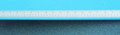 Ruler for White or Blue Polyethylene Boards