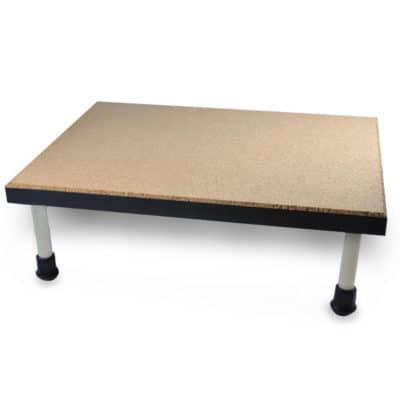 Neoprene Cork Dissecting Board, 16″ x 12″ with 12″ legs – BC052