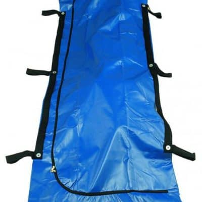 Heavy Duty Body Bag with Handles Envelope Zipper Style - BE003