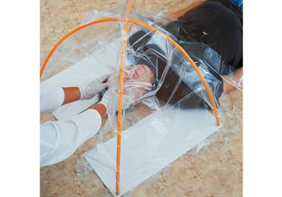 Autopsy Head Drape, Framework & 4 Drapes Included – BE010