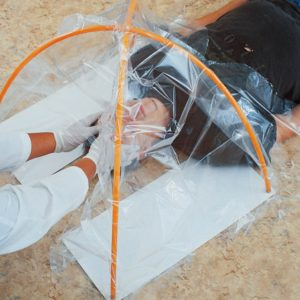 Autopsy Head Drape & Framework