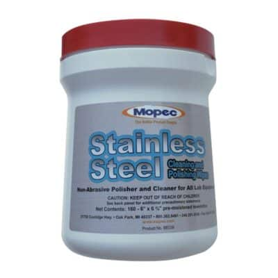 Stainless Steel Cleaning & Polishing Wipes – BE039