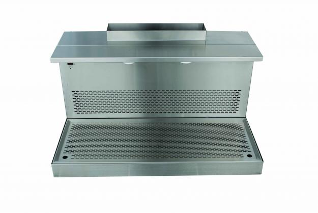 Countertop Ventilation Systems : Countertop Down Back Draft Workstation in House Ventilation ? BF450 ...