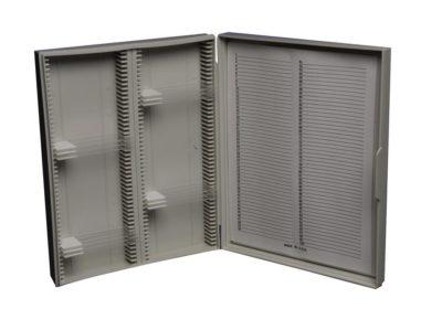 Plastic Slide Box, 100 Slide – BH010