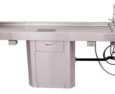 Autopsy Table - Pedestal Style with Large Sink - CE100