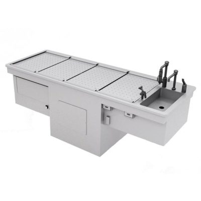 Autopsy Table – Recirculating Pedestal Style – CE360