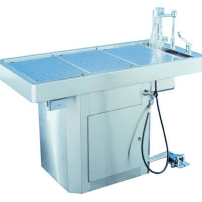 Autopsy Table - Pedestal Style - CE900