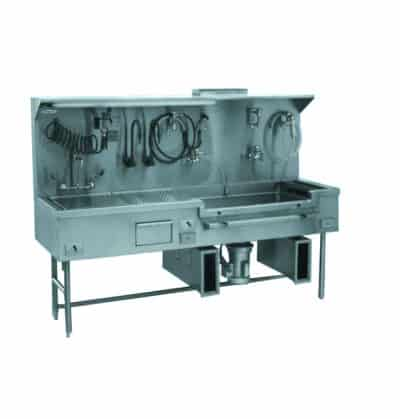 Embalming Sink – Right – CF100
