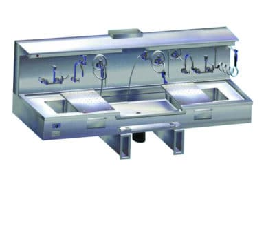 Embalming Sink – Center – CF300