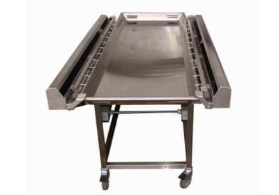 Embalming Cart with 27″ Tray – CF401