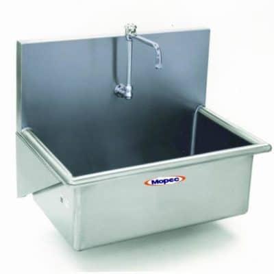 Autopsy Scrub Sink - Single Faucet - CH100