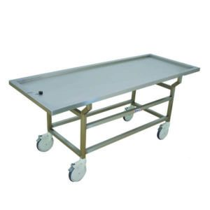 Autopsy Cart with Optional Tops
