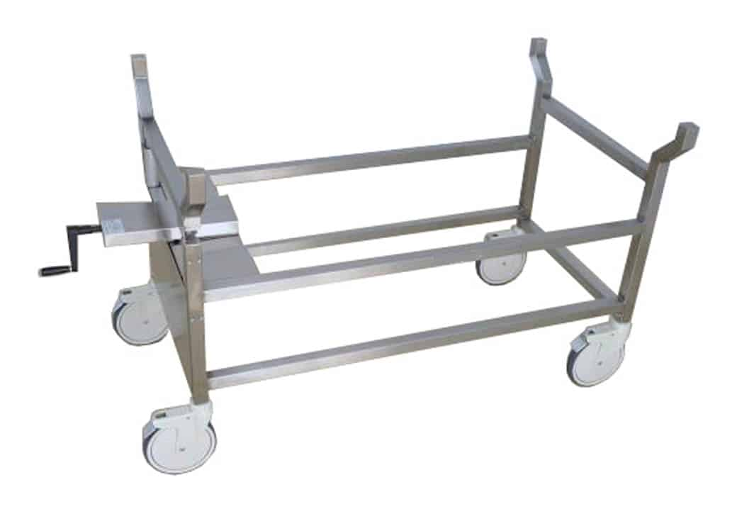 Autopsy Cart - Tilting Chassis - DB000