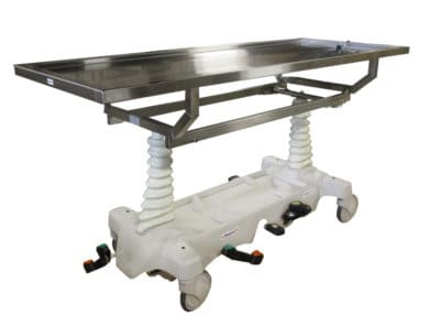Hydraulic Dissection Cart with Optional Tops & Ventilation