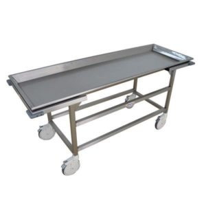 Saddle Autopsy Cart, Various Tray Sizes, Optional Tray