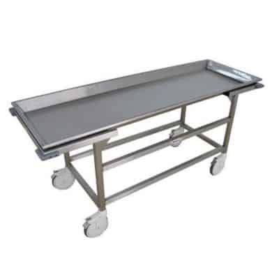 Saddle Autopsy Cart, Various Tray Sizes, Optional Tray