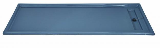 Autopsy Cart – Fiberglass Top – GA600