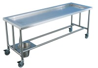 Dissection Table - Recessed Top - HA100