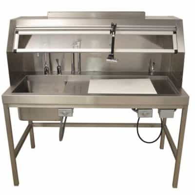 Grossing Station - Dissection Table, Left Sink 60 - HC150