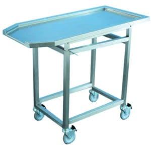 Tilting Add-On Autopsy Cart – HE100