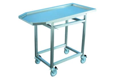 Tilting Add-On Autopsy Cart – HE100