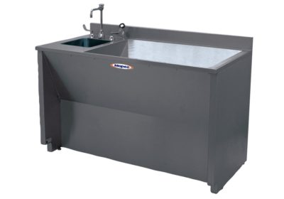 Grossing Station – DownDraft, Dissection Table with Left or Right Sink