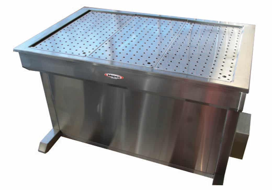 Grossing Station - Downdraft Free Standing Dissection Table - HK400