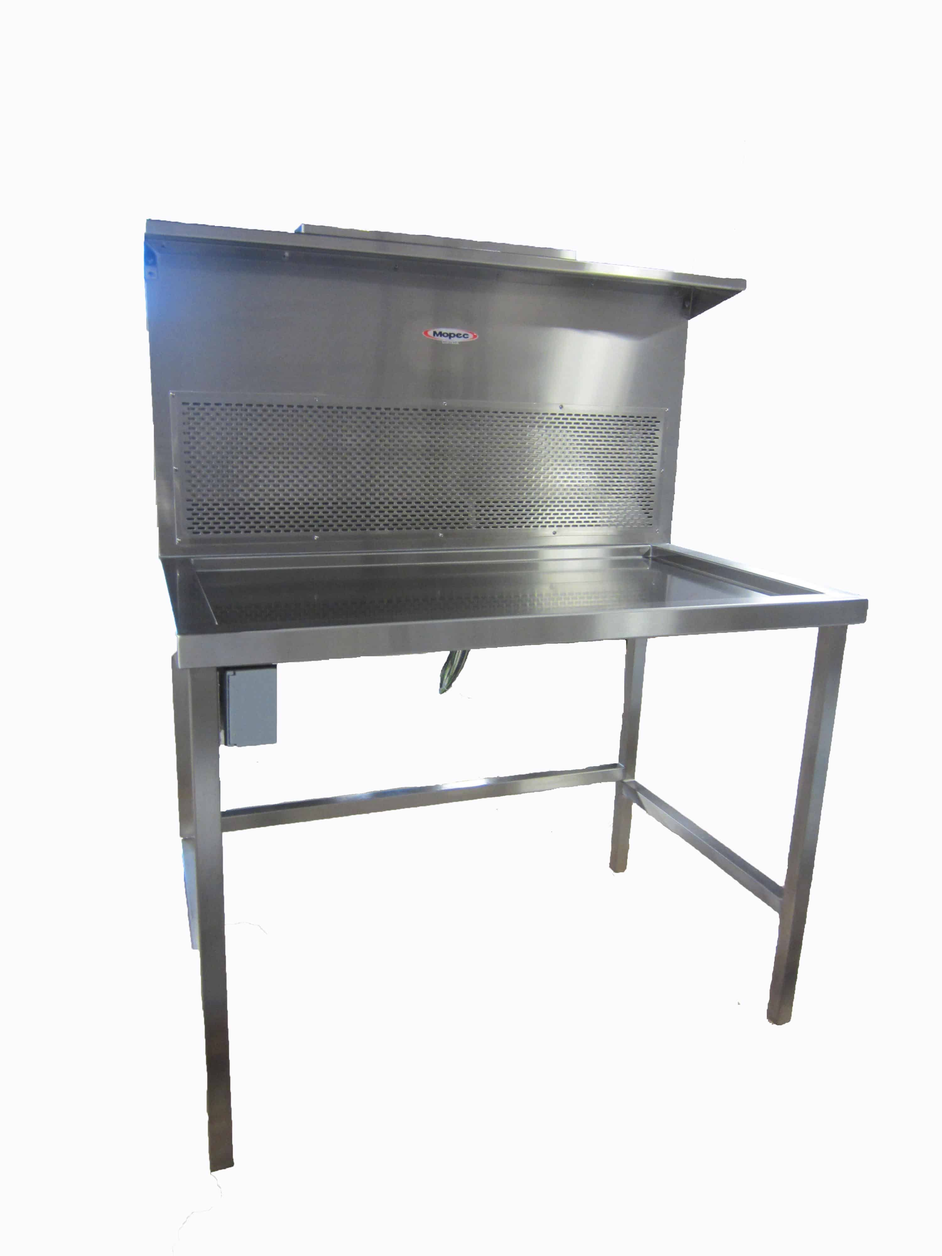 Grossing Station - Backdraft Countertop Dissection Workbench 48 - HL048