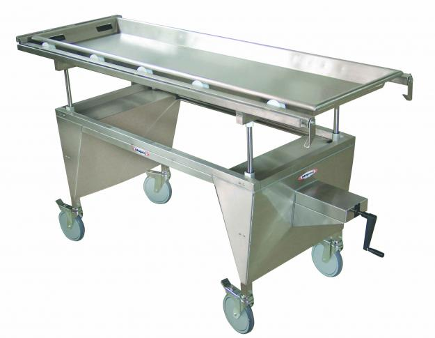 Autopsy Cart - Elevating C-Arm X-Ray - HL100