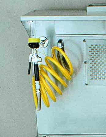 Safety Eye Wash Deck Mount – HO010