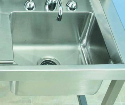 Stainless Steel Sink – HO019