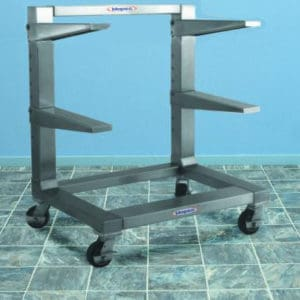 Portable Cantilever Storage Rack – Various Arm Lengths & Tiers