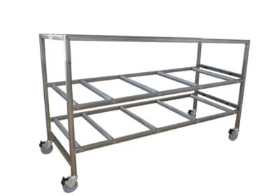 Portable Cremation Storage Rack 2 Tier – IG200