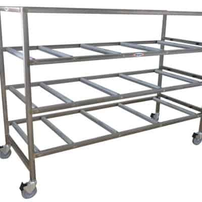 Portable Cremation Storage Rack 3 Tier - IG300