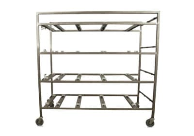 Portable Cremation Storage Rack 4 Tier – IG400