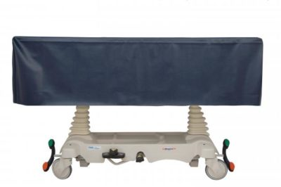 Cadaver Carrier – Hydraulic with False Frame and HD Blue Cover – JA614