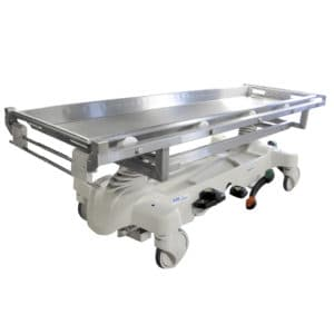 Hydraulic Roller Cadaver Carrier, Tray not Included – JA630