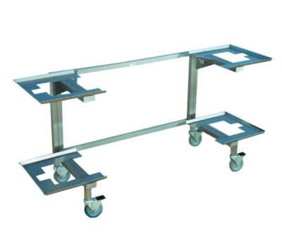 Carrier – Two-Body for JC101 Trays – JB010