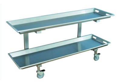 Carrier – Two Body with JC100 Trays – JB100