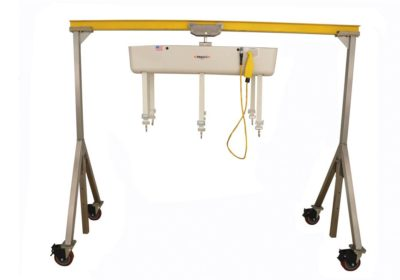 Lift – Body Crane Lift with Various Beam Sizes