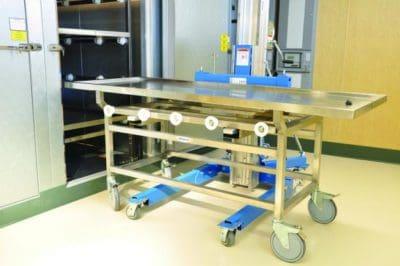 Lift – Roller Pallet for GA100 – JD420