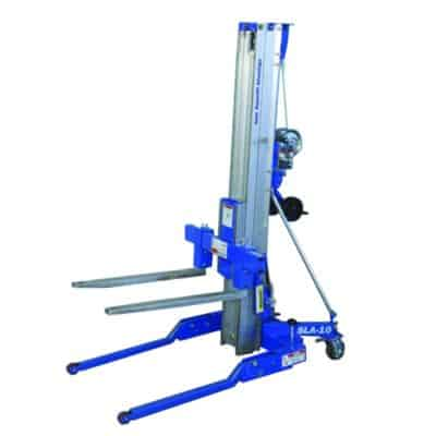 Lift - Hand Crank with Low Profile Legs - JD715