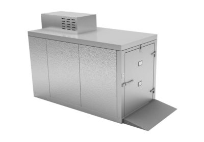 Two Body Roll-in Freezer – KB301