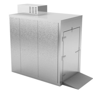 Refrigerator Walk-In, 1 Body – Freezer Option Available