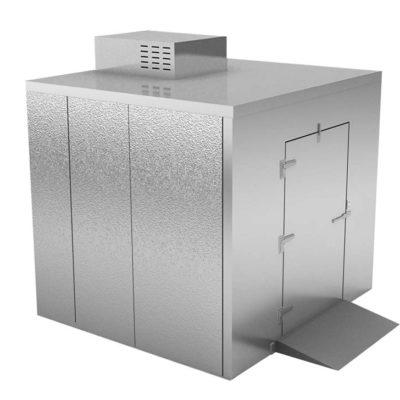 Refrigerator - Walk-In 2 Body