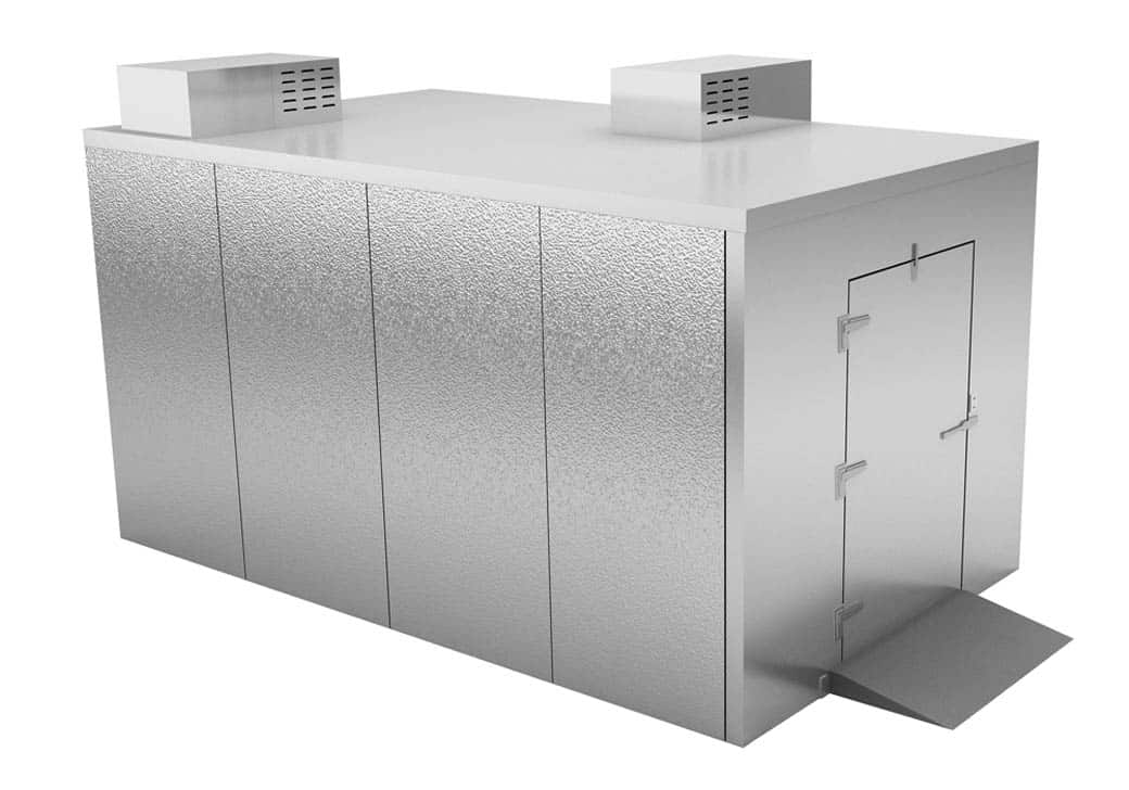 Refrigerator Walk In 4 To 5 Body Freezer Option Available