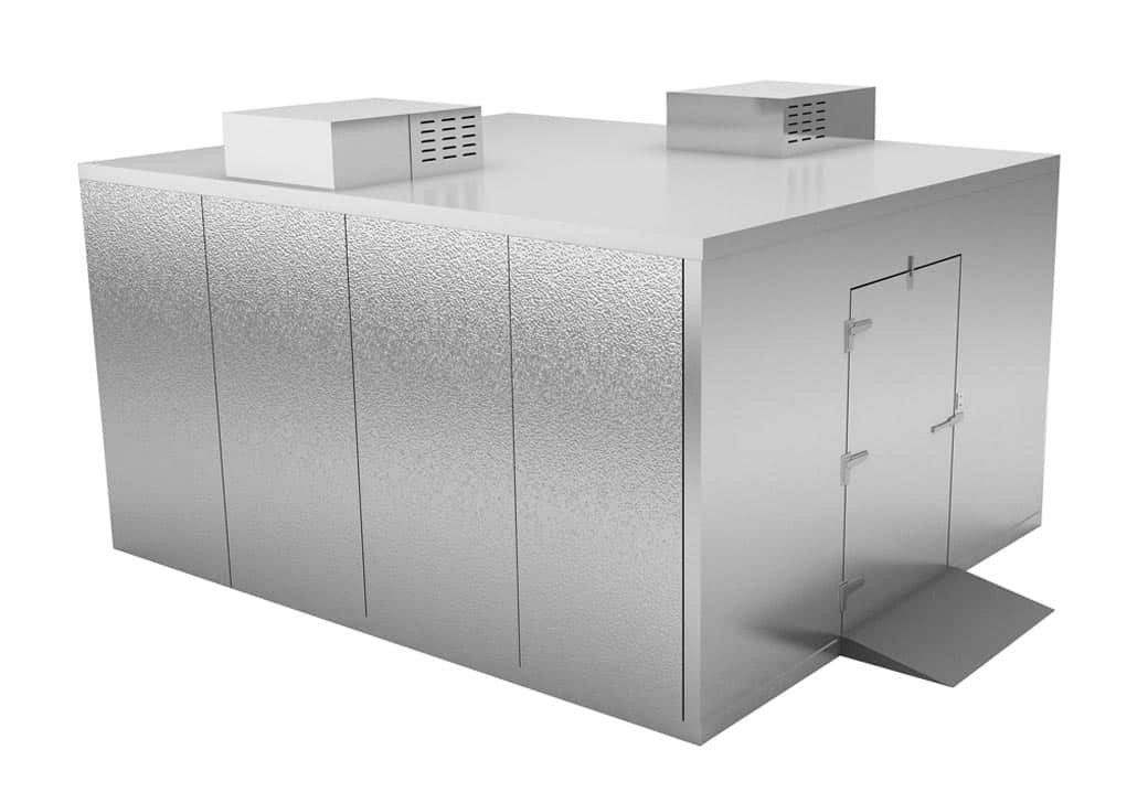Refrigerator - Walk-In 6 to 8 Body